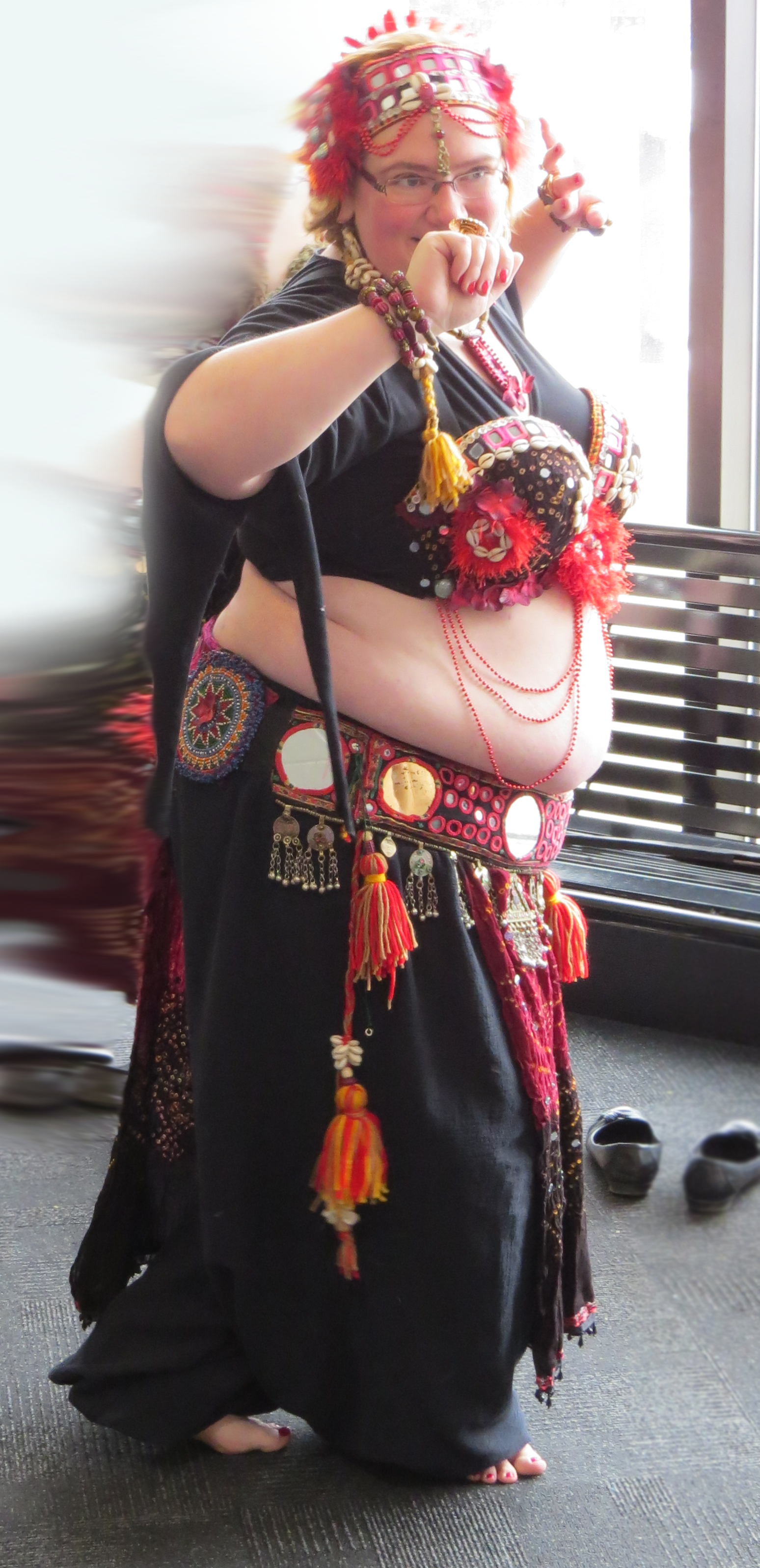 eve tribal belly dance company